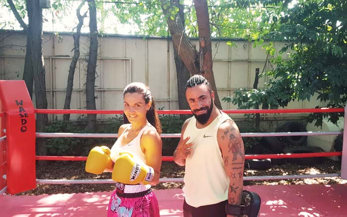 4 Levent Kick Boks, Muay Thai 4.Levent